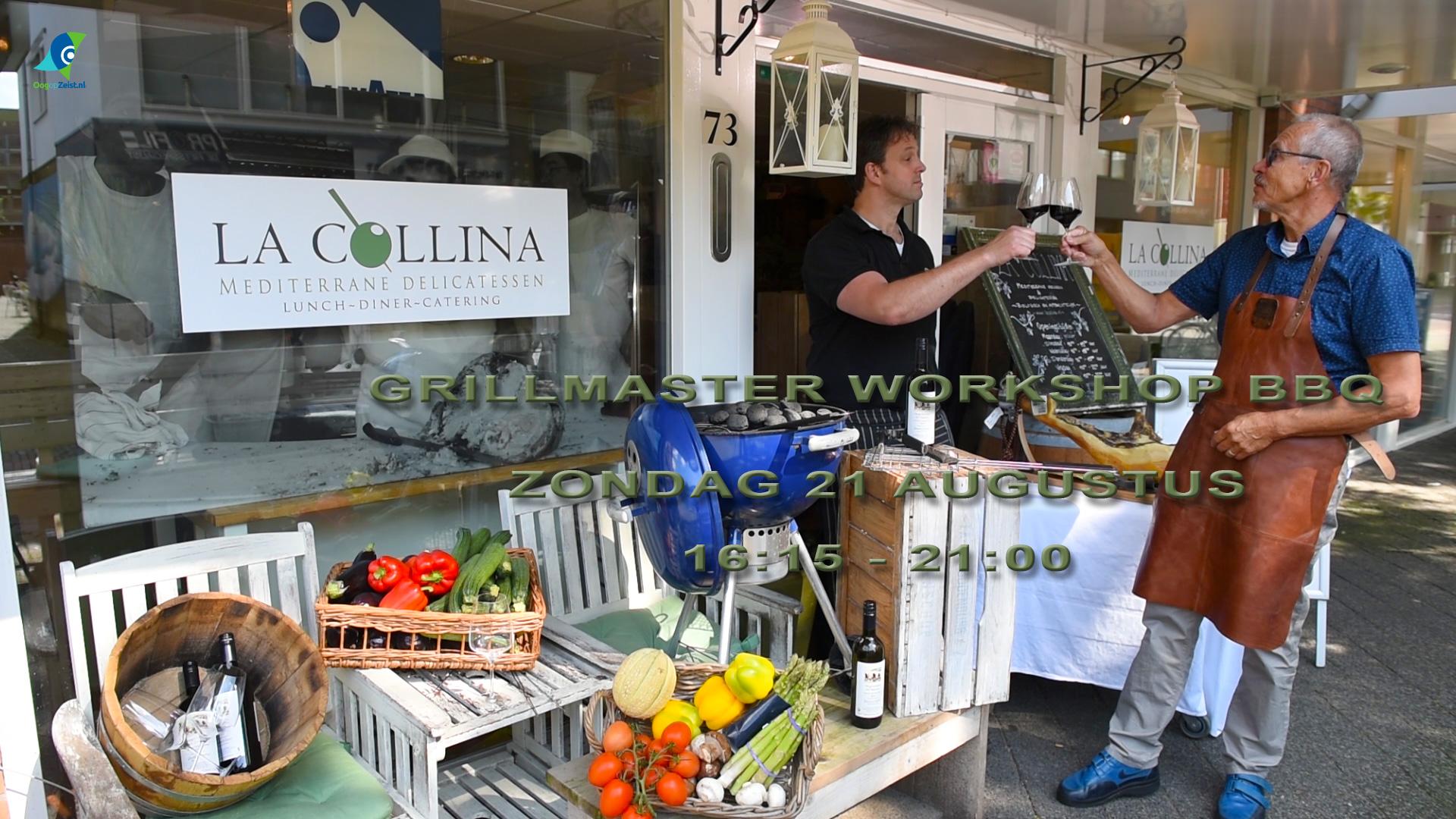 LaCollina&GRILLMASTER WORKSHOP