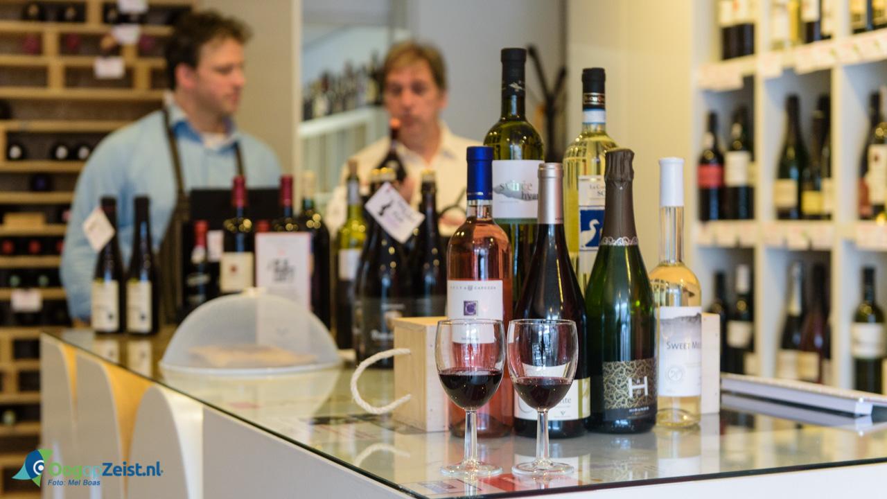 Verrassend mediteraan Wijndiner van La Collina en de Proeftafel
